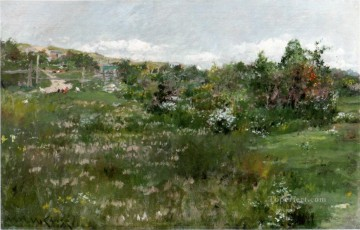 Shinnecock Landscapecm impressionism William Merritt Chase Oil Paintings