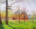 Talbott Place Impressionist Indiana landscapes Theodore Clement Steele
