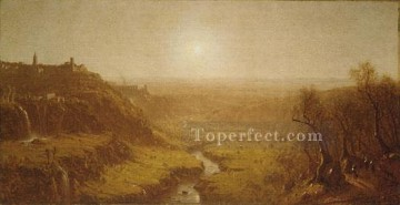 Tivoli scenery Sanford Robinson Gifford Oil Paintings