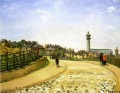 upper norwood chrystal palace london 1870 Camille Pissarro scenery