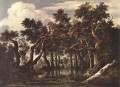 The Marsh In A Forest landscape Jacob Isaakszoon van Ruisdael