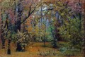 autumn forest 1876 classical landscape Ivan Ivanovich trees