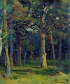 forest pine classical landscape Ivan Ivanovich trees
