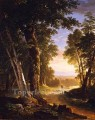 The Beeches landscape Asher Brown Durand woods forest