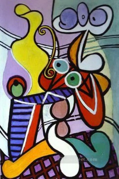 Abstract Nude Painting - Nude and Still Life 1931 Abstract