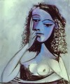 Nusch Eluard 1938 Abstract Nude