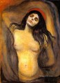 madonna 1894 Abstract Nude