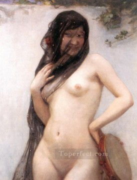 Artworks in 150 Subjects Painting - Gachucha Guillaume Seignac classic nude