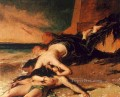 Hero and Leander William Etty nude