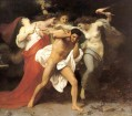 Orestes Pursued by the Furies William Adolphe Bouguereau nude