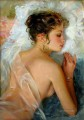 Beautiful Girl KR 016 Impressionist nude
