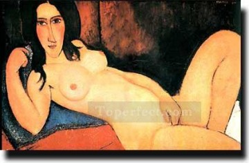 Modigliani Art Painting - yxm122nD modern nude Amedeo Clemente Modigliani