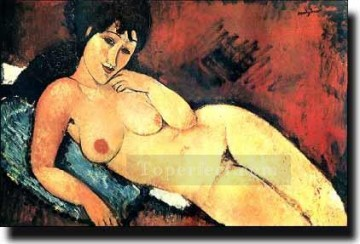 Modigliani Art Painting - yxm142nD modern nude Amedeo Clemente Modigliani