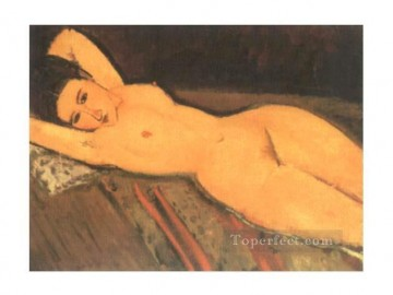 Modigliani Art Painting - yxm144nD modern nude Amedeo Clemente Modigliani