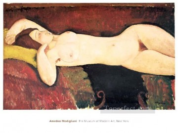 Amedeo Oil Painting - yxm156nD modern nude Amedeo Clemente Modigliani