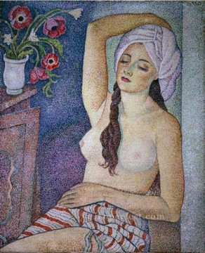 marevna marie vorobieff girl nude modern contemporary impressionism Oil Paintings