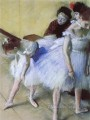 The Dance Examination Impressionism ballet dancer Edgar Degas