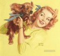 Gil Elvgren pin up 07