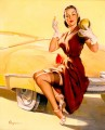 Gil Elvgren pin up 08