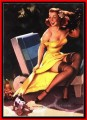 Gil Elvgren pin up 28