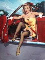 Gil Elvgren pin up 46
