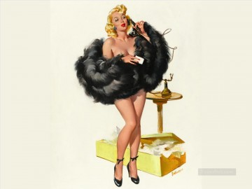 Joyce Ballantyne 1 pin up Oil Paintings