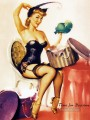 pin up girl nude 022