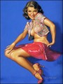 pin up girl nude 052