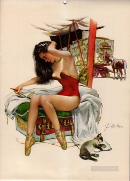 1948 Works - December 1948 pin up