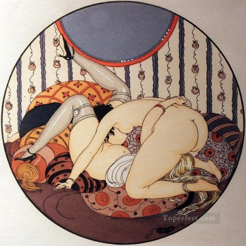 Oral Sex Gerda Wegener Erotic Adult Oil Paintings
