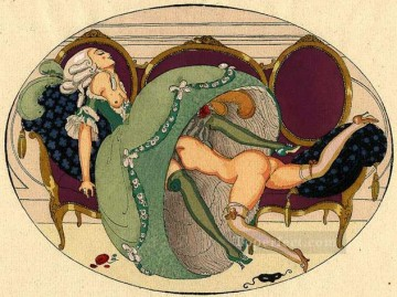 Cuckoo Gerda Wegener Erotic Adult Oil Paintings