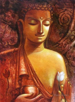 divine buddha Buddhism Oil Paintings