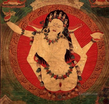 Himalayan Buddhism Oil Paintings