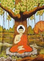 The sacred Bodhi tree Buddhism