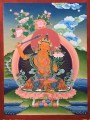 Thangka Tibetan 2 Buddhism