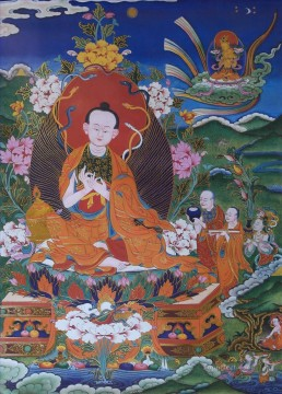 Vajrayana Buddhism Oil Paintings