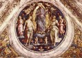 Christ in his Glory religion Pietro Perugino