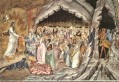 Descent Of Christ To Limbo Quattrocento painter Andrea da Firenze