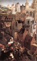 Scenes from the Passion of Christ 1470detail1left side religious Hans Memling