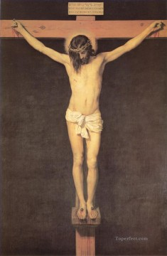 Christ on the Cross Diego Velazquez Oil Paintings