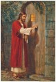 Jesus At The Door religious Christian