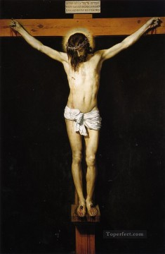 The Crucifixion Diego Velozquez religious Christian Oil Paintings