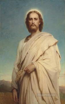 victorian - christ of the cornfield Victorian Frank Dicksee