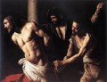 Christ at the Column religious Caravaggio