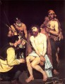 Jesus Mocked by the Soldiers Edouard Manet religious Christian