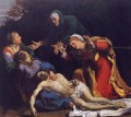 Lamentation of Christ religious Annibale Carracci