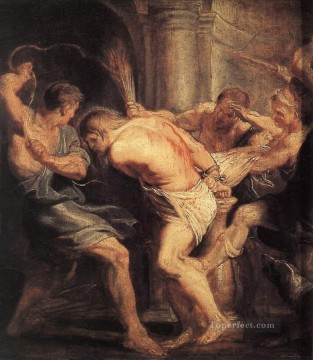 The Flagellation of Christ Peter Paul Rubens Oil Paintings
