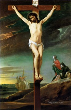 christ on the cross Oil Paintings