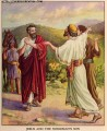 jesus and the noblemans son religious Christian