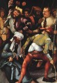 The Mocking of Christ religious Matthias Grunewald